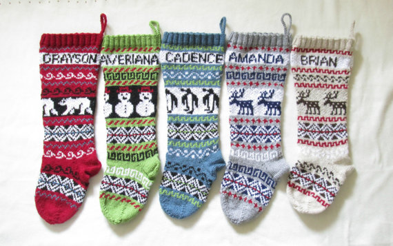 knit christmas stockings like this item? RCPHTDT