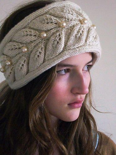 knit headband pattern ravelry: noble pattern by cathy carron YMTKYMO