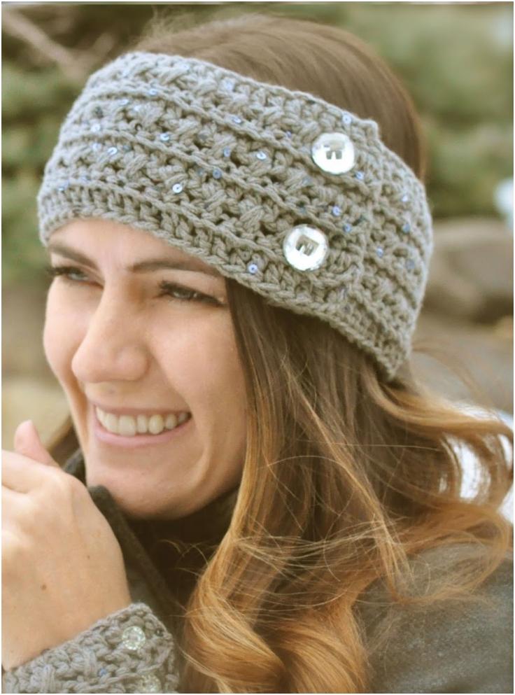 knit headband pattern top 10 warm diy headbands (free crochet and knitting patterns) SWSVILH