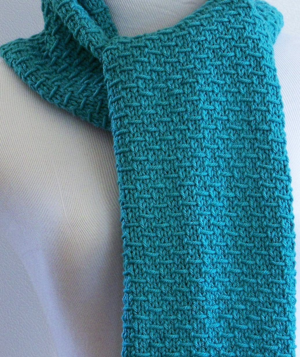 knit scarf pattern blue knit scarf BQFNCGD