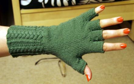 knitted fingerless gloves fingerless gloves knitting pattern WIQYNMU