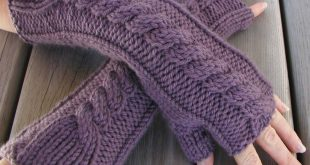 knitted fingerless gloves free knitting pattern - kumara arm warmers from the gloves and. fingerless  ... CSIYYIZ