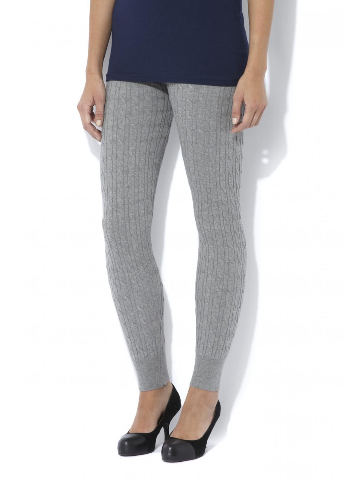 Knitted Leggings womens cable knit leggings | peacocks EFOBUWF