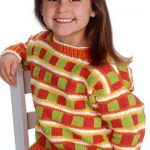 Various ways of knitting for kids