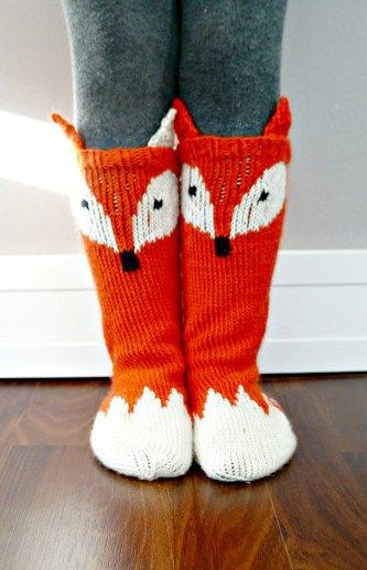 Knitting Ideas here are seven free fox knitting patterns from the wearable to the huggable  but DHSBCUZ