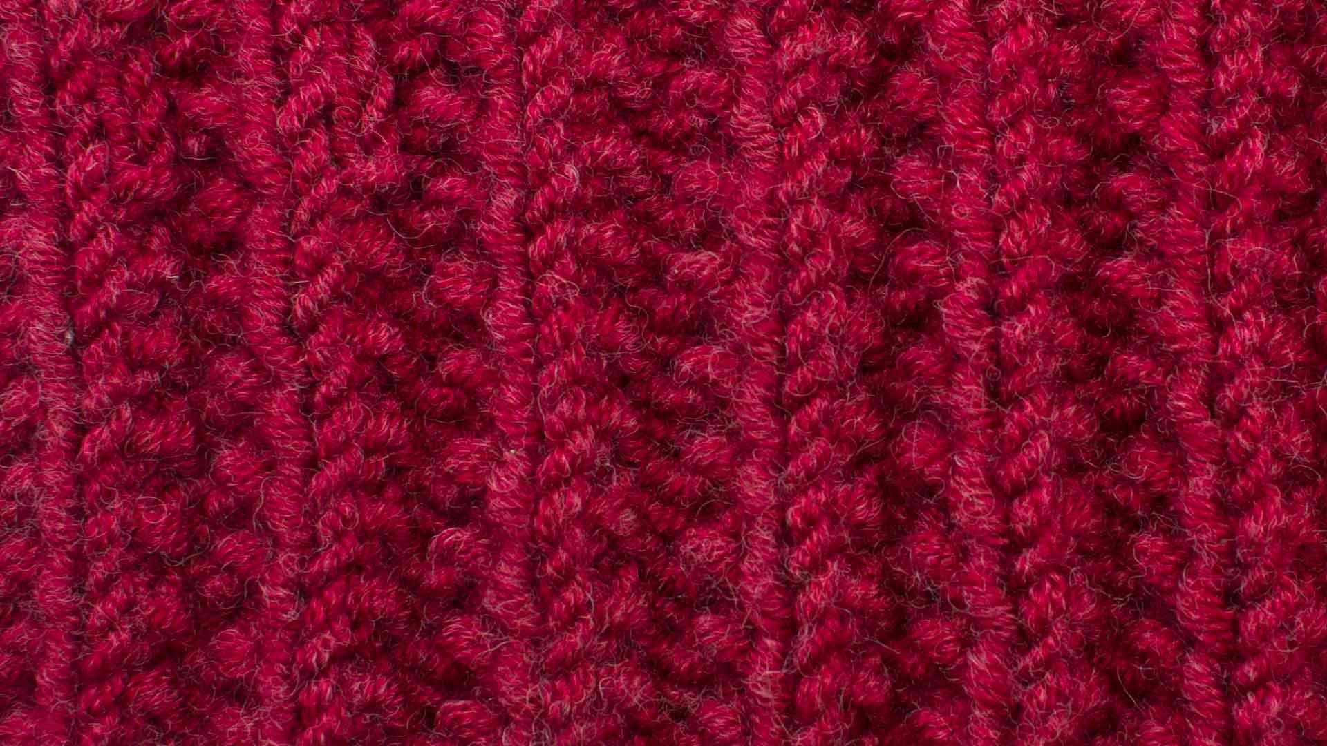 knitting stitches the mistake rib stitch :: knitting stitch #529 XTRARAQ