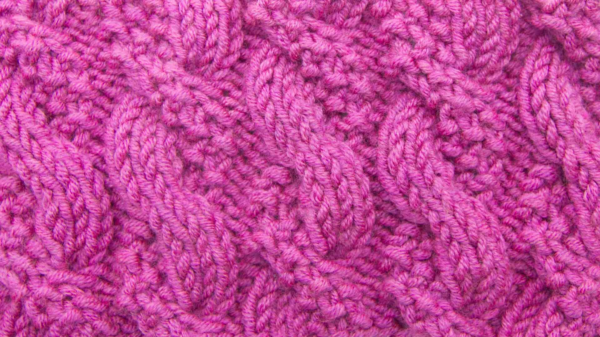 knitting stitches the textured cable stitch :: knitting stitch #526 VTFNFPW