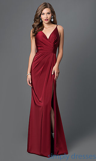 long evening dresses fa-7755 PAPAKIF