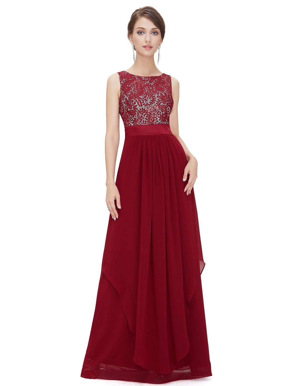 Long evening dresses: for the beauty of the world