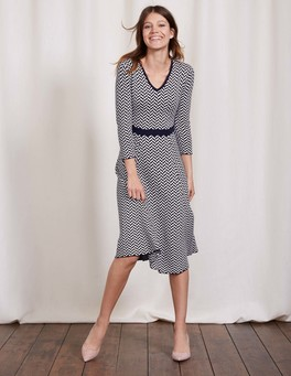lucinda knitted dress DGPZSWC