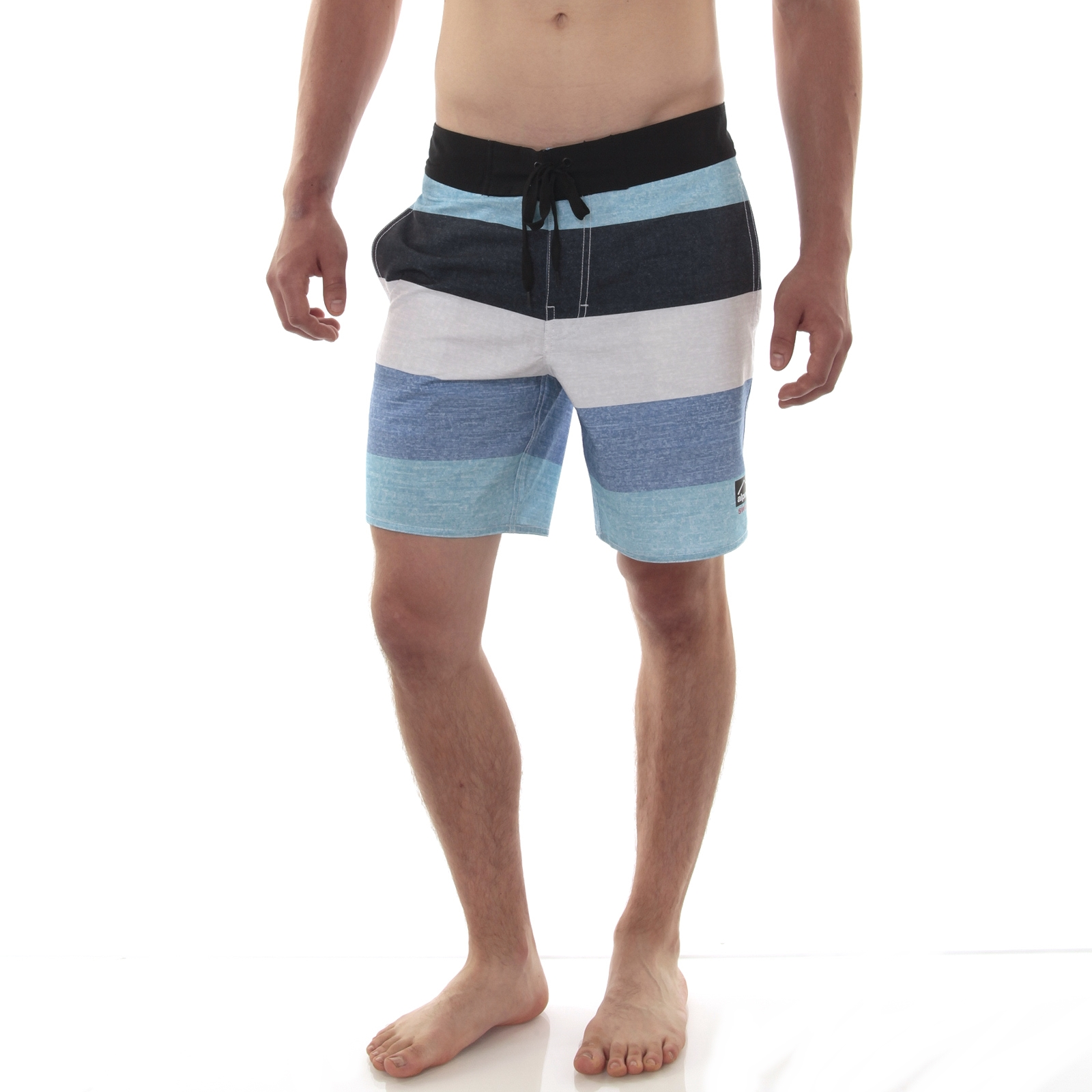 mens board shorts alpine-swiss-mens-boardshorts-swim-trunks-hybrid-short- RZJELDD