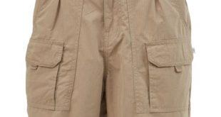 mens cargo shorts magellan outdoors menu0027s safari cargo short EUQJJQW