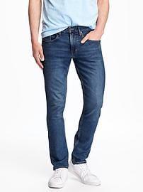 mens jeans skinny built-in flex jeans for men ZBTDCLG