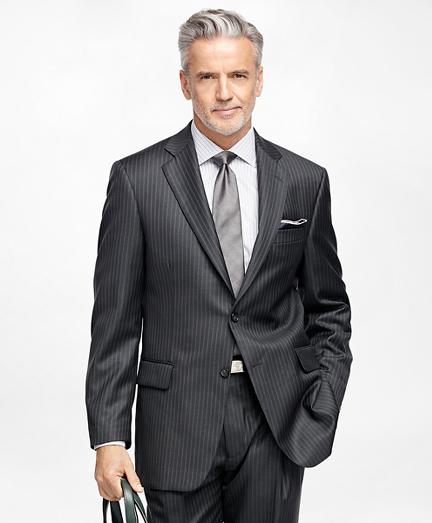 mens suits madison fit saxxon wool double stripe 1818 suit. remembertooltipbutton EERPAXJ