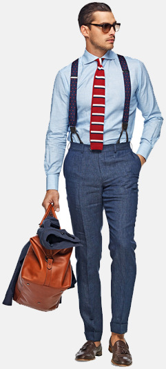 mens suspenders how to wear suspenders for men FWONCQZ