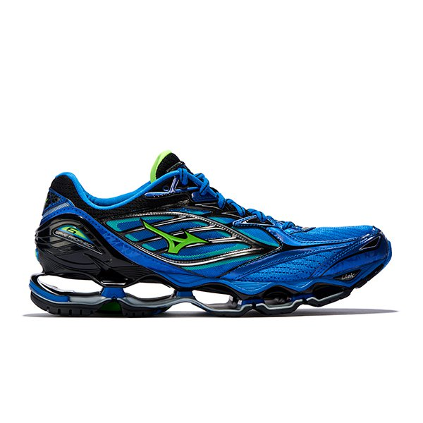 mizuno wave prophecy 3 blue