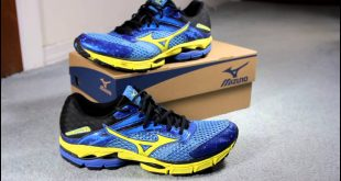 Mizuno Running mizuno wave inspire 9 - running shoe review - youtube IYMXFWX