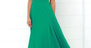 mythical kind of love green maxi dress 2 FJGUKTD