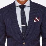 About pinstripe suits
