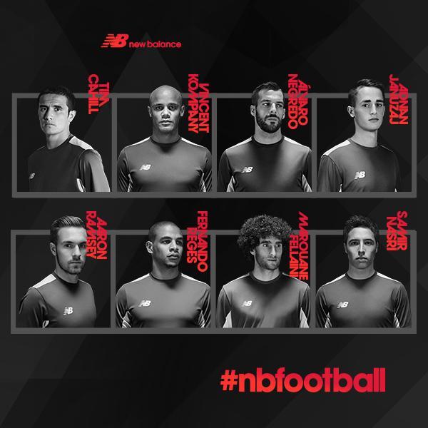 New Balance Football ... new balance football kit liverpool ... UPAKNAG