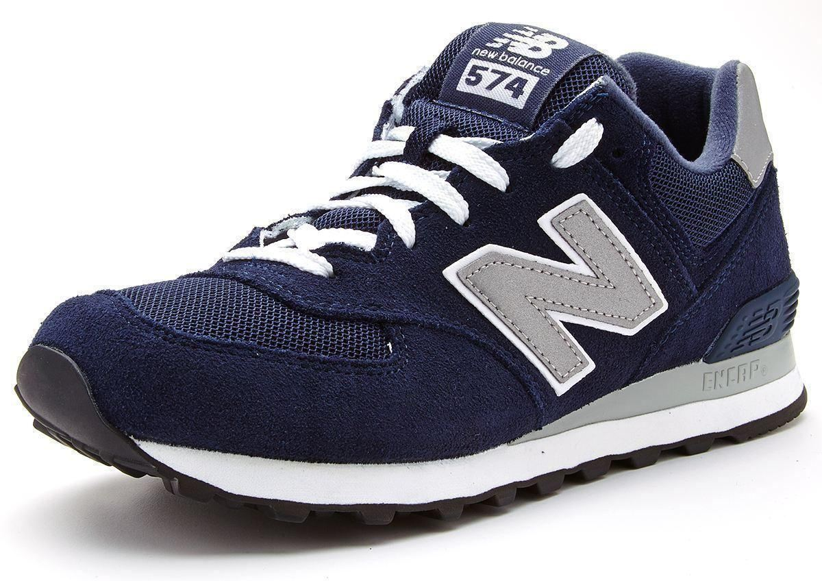 New Balance ml574 mens-new-balance-ml-574-classic-retro-trainers- SJDCIUR