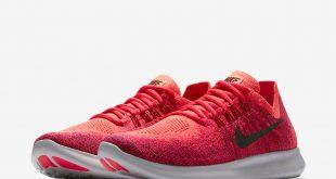 nike free run womens nike free rn flyknit 2017 womenu0027s running shoe. nike.com OXZIUES