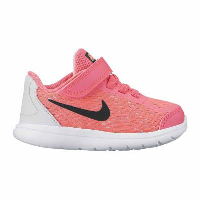 nike girls shoes nike flex 2017 run girls running shoes - toddler DHOGGSP