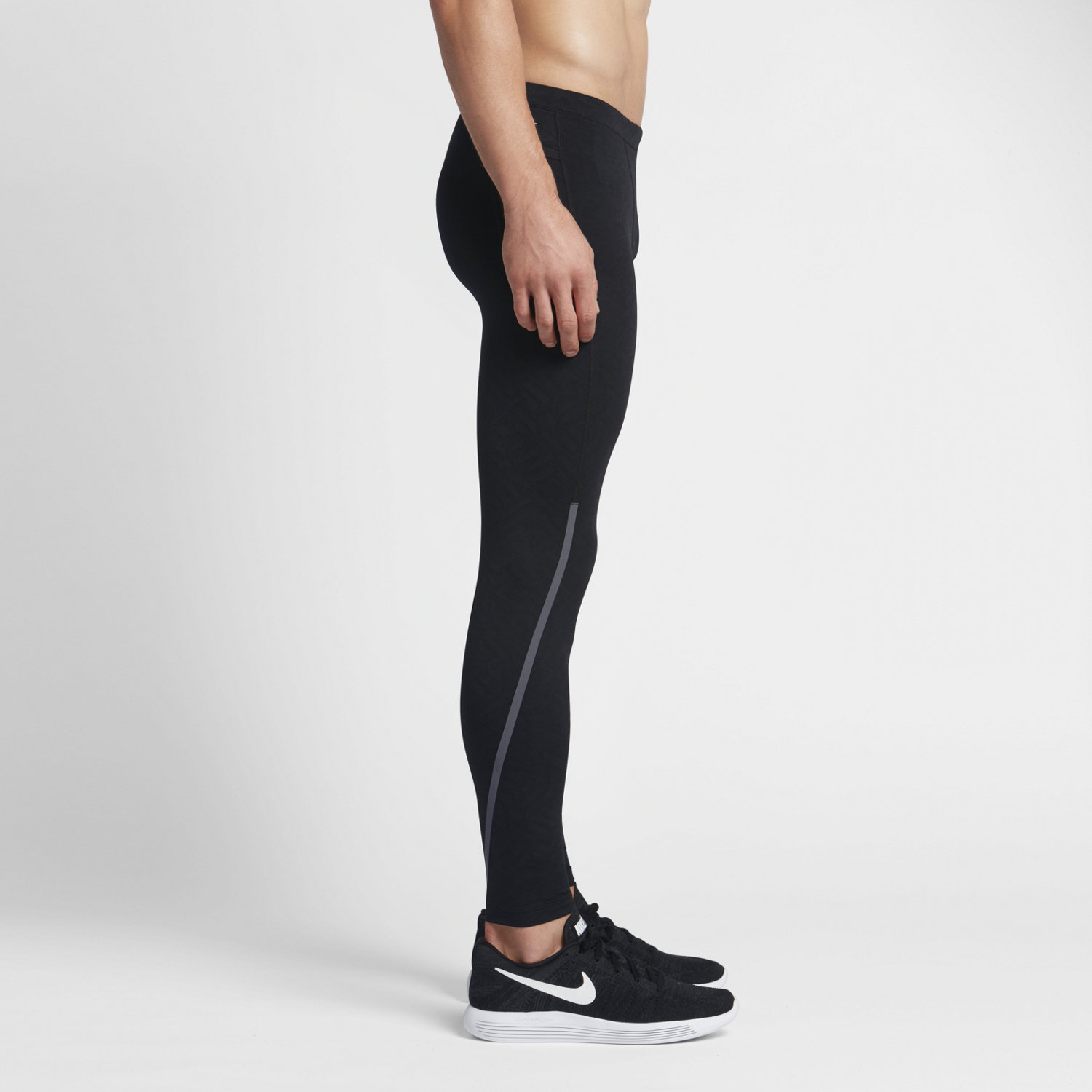 nike tights nike power (city) menu0027s running tights. nike.com ZEFWLTD