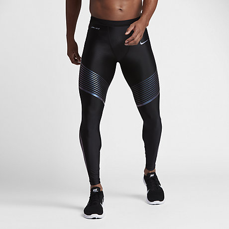 nike tights nike power speed menu0027s running tights. nike.com FSFTZMK