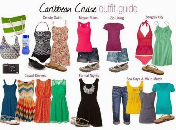 not in jersey: cruise wear ideas: XLJRRJP