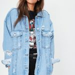 How not to wear a denim jacket?