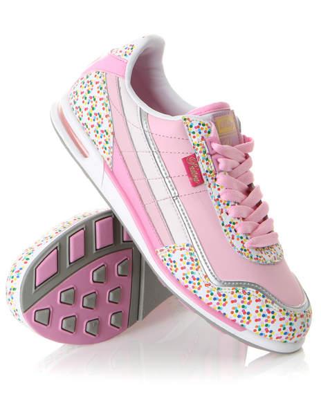pastry shoes pastry sprinkles cake runner. pastry sprinkles shoe NOMBEWN