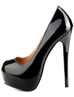 peep toes black peep toe platform high heel shoes NVVRKQL