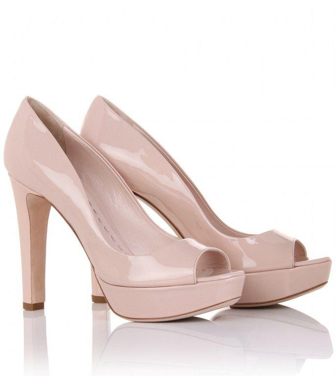 peep toes patent leather peep-toes - cookoo BSTBJGQ