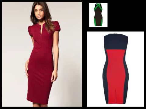 pencil dress styles | pencil dresses, work going out styles u0026 figure  hugging dresses QSJXROJ