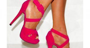 pink heels a solution to high heel aches? CKFPLHV