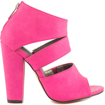 pink heels michael antonio jestin - pink pu FONOYTD