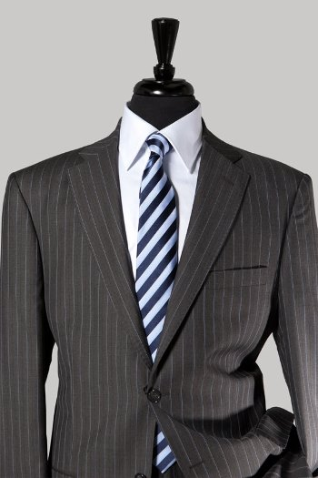 pinstripe suit charcoal-grey-pinstripe-business-suit UJSKXGY
