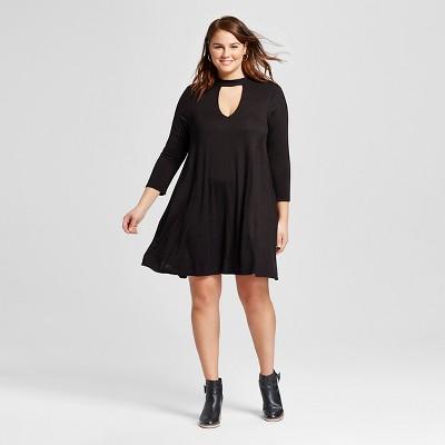 plus size dress floral dresses · little black dresses NDREJGI