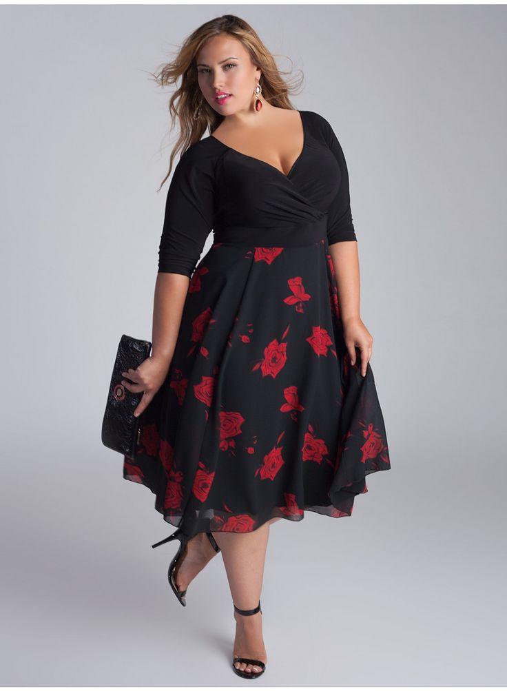 plus size dress plus size isadora dress - top, plus size catalog, plus size just arrived, plus GTTLJCN