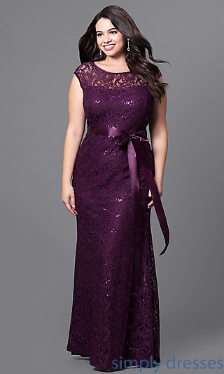 plus size evening gowns sf-8834p ZJFWJXI