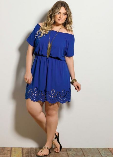 plus size summer dresses vestido royal plus size SGTFPRN