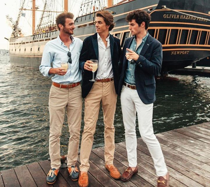 preppy style a field guide to preppy summer pants FWKFKTT