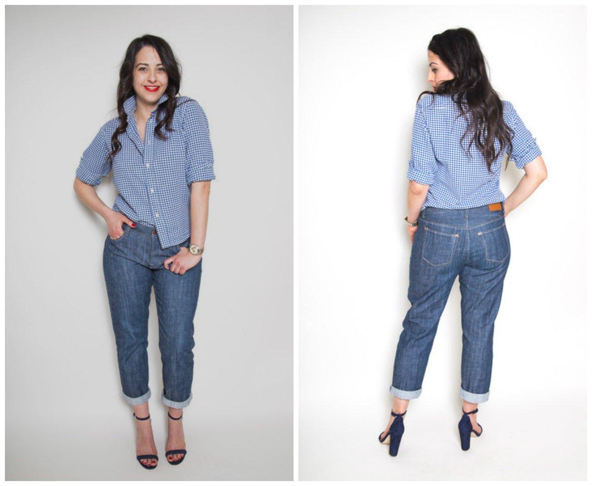 prevnext. meet morgan, slim boyfriend jeans ... VITWYHV