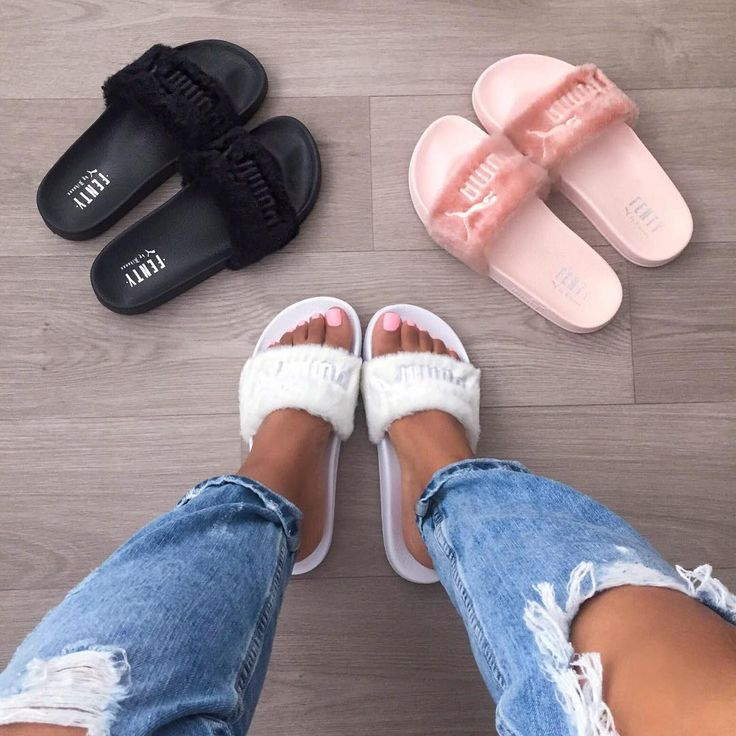 Puma slippers fenty puma slippers (all colors but especially the links ones) size 39 LZNYOSM