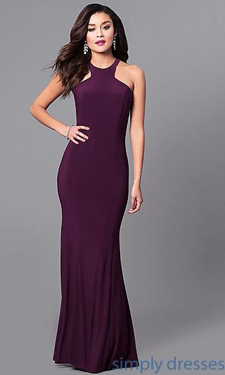purple prom dresses mcr-2160 QHOZNQB