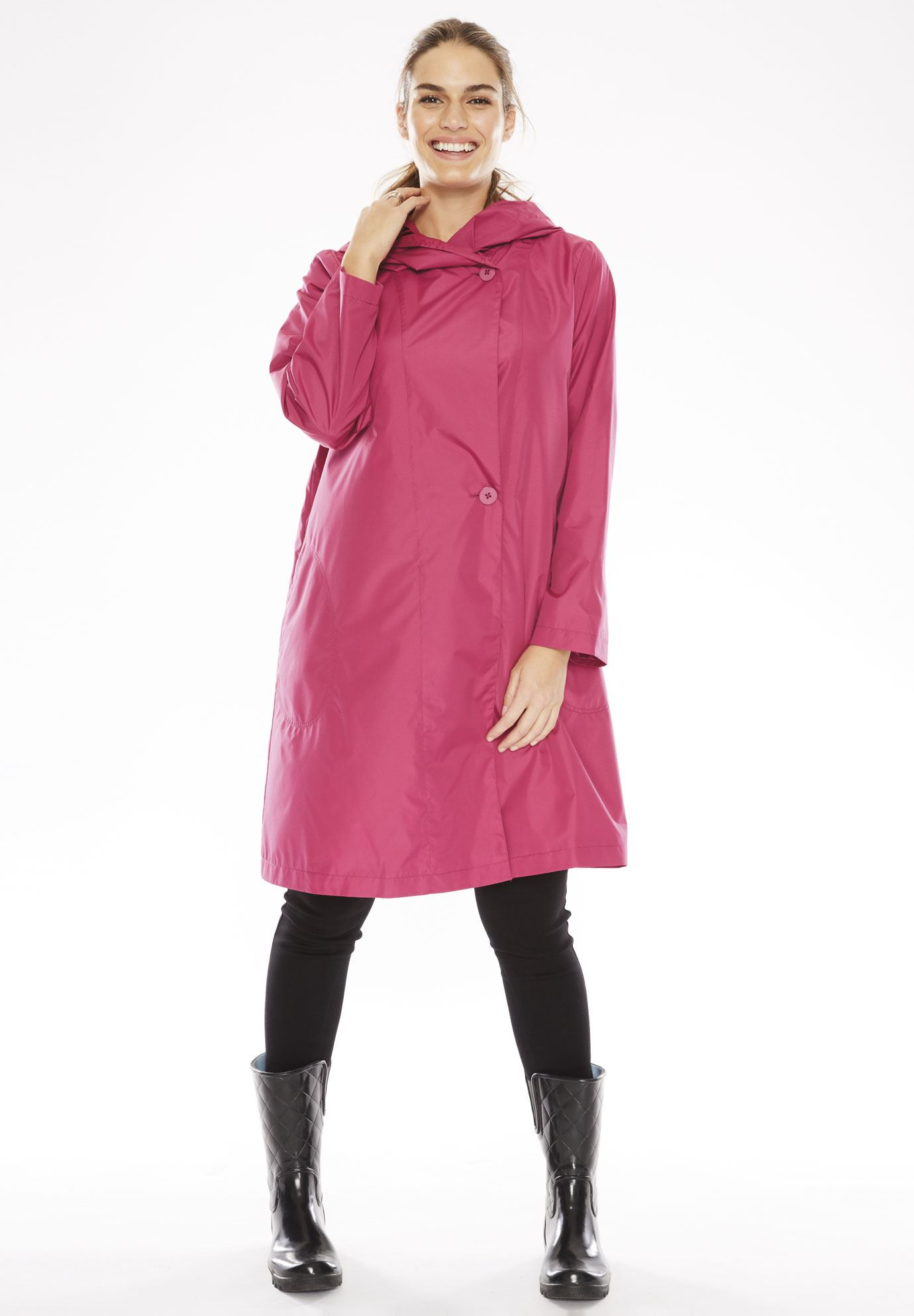Features you should look into while buying a raincoat for women