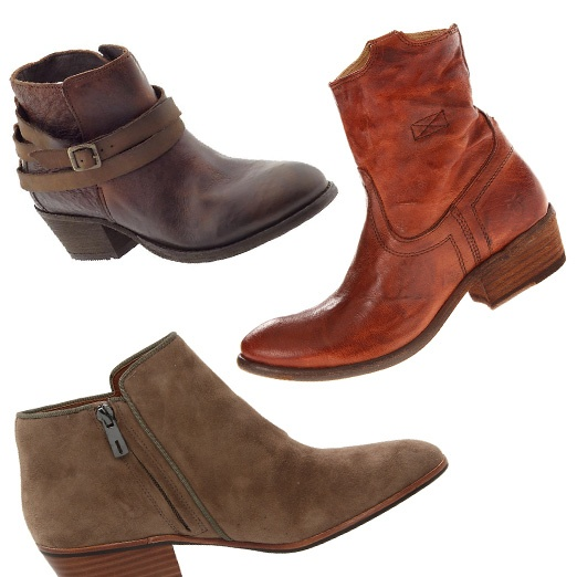 rank u0026 style - best brown ankle boots MLMBVOL