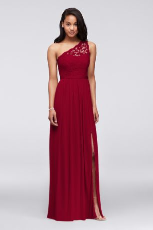 red bridesmaid dresses bridesmaid dresses u0026 gowns (100+ colors) | davidu0027s bridal LWWCBSV
