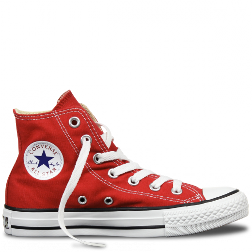 red converse chuck taylor all star classic colour high top red | converse australia RBRLUOS